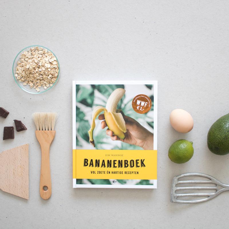Bananenboek | verkoopprijs € 17,99