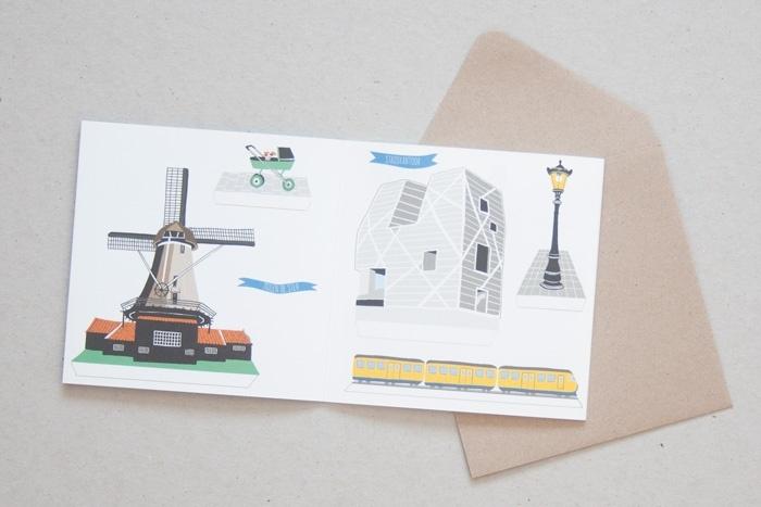 Bouw je eigen stad - Utrecht   verkoopprijs € 5,95