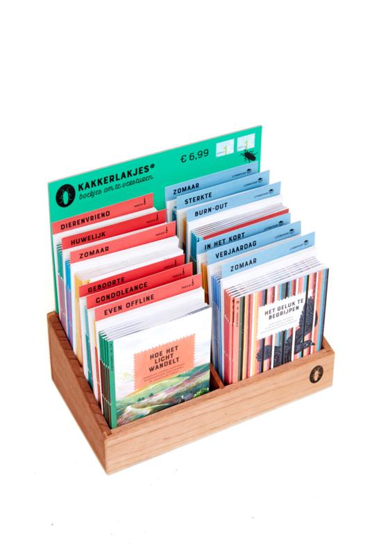 Kakkerlakjes - genrepakket literatuur  (8 x 6 boekjes)