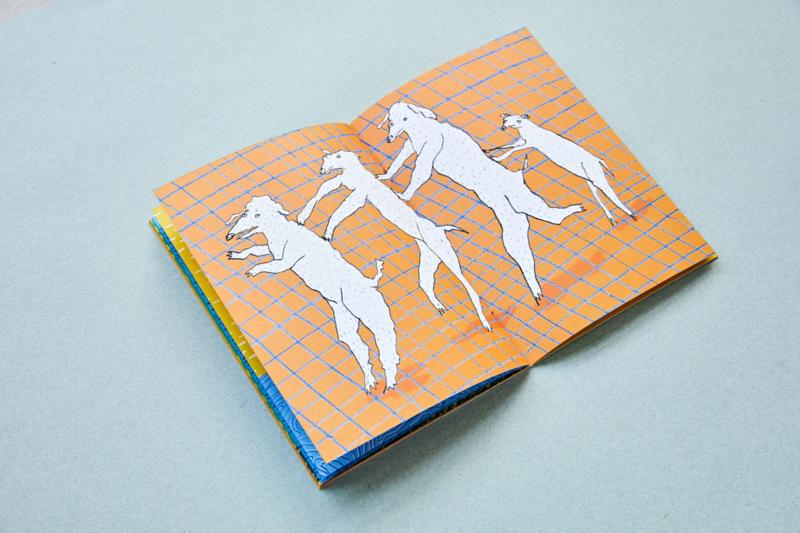 Wat honden doen | set van 6 | verkoopprijs per stuk € 6,99