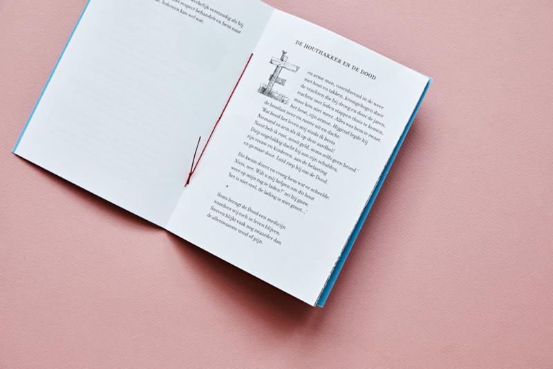 Lessen van La Fontaine | set van 6 | verkoopprijs per stuk € 6,99