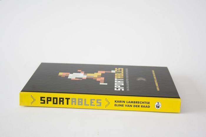 SPORTables →  on-the-go recepten voor (top)sporters | verkoopprijs € 29,95