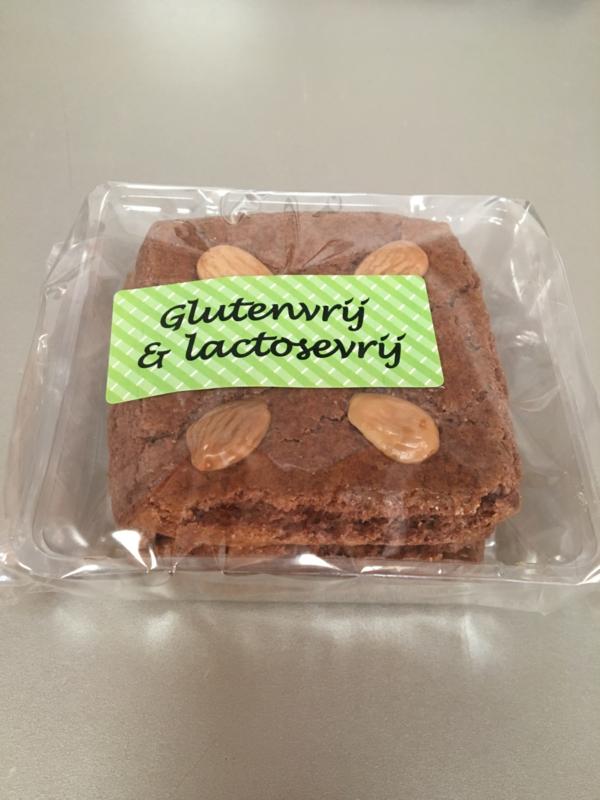 Biologische Glutenvrije, Lactosevrije Speculaasbrokken