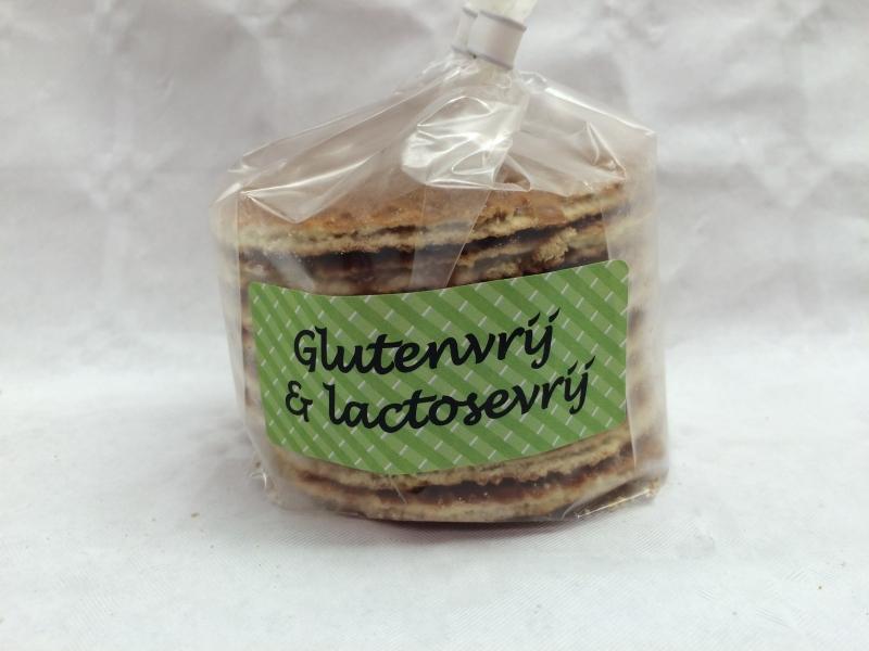 Biologische, Glutenvrije en Lactose vrije stroopwafels