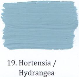 19 Hortensia - Matte lak OH Terpentinebasis