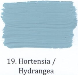 19 Hortensia - Hoogglans lak OH terpentinebasis