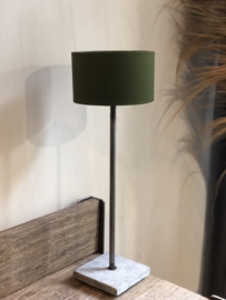 Lampenkap 20 cm leafgreen Aura Peeperkorn