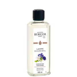 Lampe Berger Huisparfum - Musk flowers / Fleurs de Musc 500ml