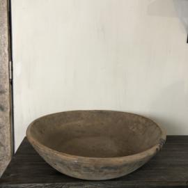 Schaal oud hout #4 - 49-29 x 7 cm