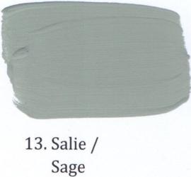 13 Salie - Matte lak OH Terpentinebasis