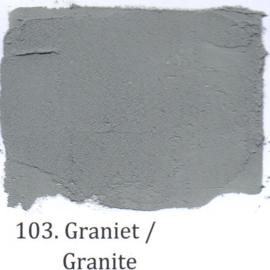 Betonlook stuc l'Authentique Graniet 103