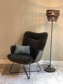 Fauteuil Andre donkergroen