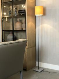 Vloerlamp Willem 130 cm - Leistenen voet