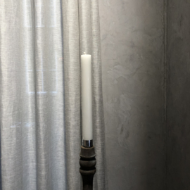 Dinerkaars 30 cm - extra dik - off white