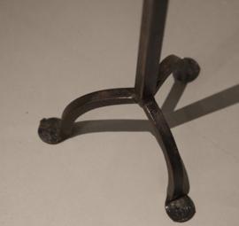 Smeedijzeren vloerkandelaar - 3-poot