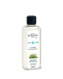 Fresh green grass / Herbe fraîche 500 ml