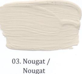 03 Nougat - Hoogglans lak OH terpentinebasis