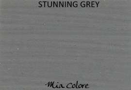 Stunning grey - krijtverf Mia Colore