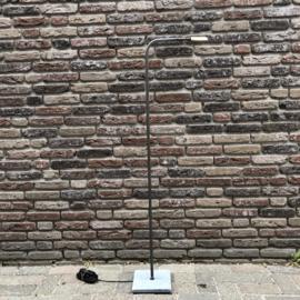 Vloerlamp  Aleks - leeslamp koper