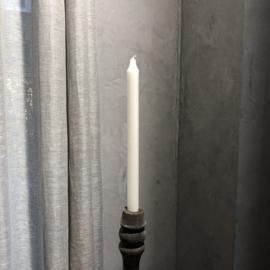 Dinerkaars 30 cm - slank - Ivoor