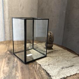 Vierkante stolp - 16x16x24 cm