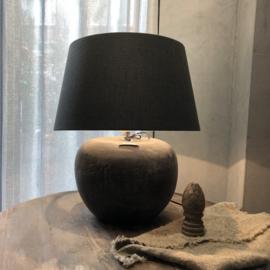 Kruiklamp bol - Black vintage - Still Collection