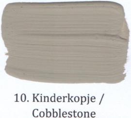 10 Kinderkopje - Matte lak OH Terpentinebasis