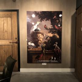 Schilderij Menagerie 180 cm