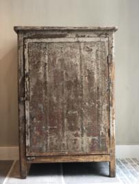 Kabinet 1-deur 72,5x46x106 cm