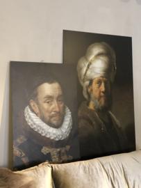 Schilderij Willem van Oranje 60x90 cm