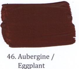 46 Aubergine  - Matte lak OH Terpentinebasis