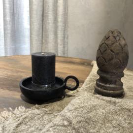 Stompkaars H8 x D 5 cm - Zwart