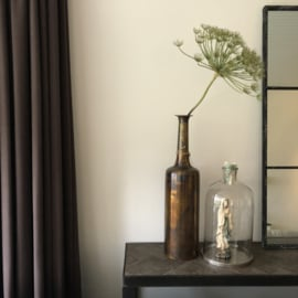Side table met visgraat patroon