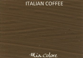 Italian coffee - krijtverf Mia Colore