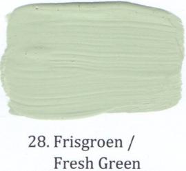 28 Frisgroen - Matte lak OH Terpentinebasis