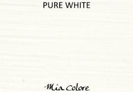 Pure white - krijtverf Mia Colore