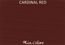 CARDINAL RED MIA COLORE