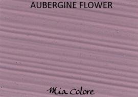 AUBERGINE FLOWER MULTIPLO MIA COLORE