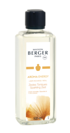 Aroma energy / Zestes Toniques