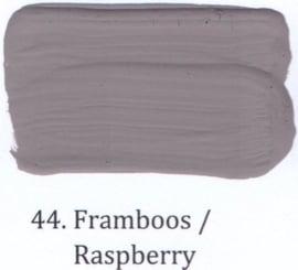 44 Framboos  - Matte lak OH Terpentinebasis