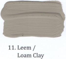 11 Leem - Matte lak OH Terpentinebasis