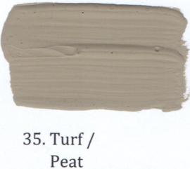 35 Turf  - Matte lak OH Terpentinebasis
