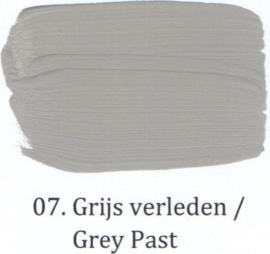 07 Grijs verleden - voorstrijkmiddel kalkverf op kleur