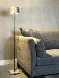 Vloerlamp Isha 120 cm - Leistenen voet
