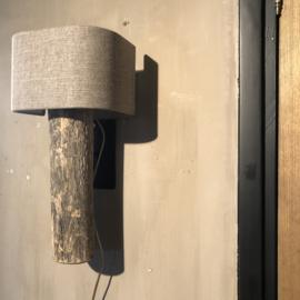 Wandlamp Wim van hout incl. kap