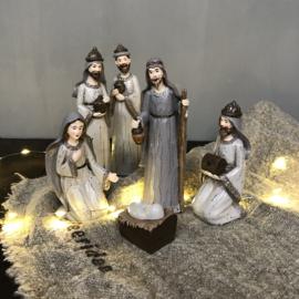 Kerstgroep 6-delig