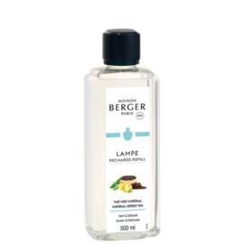 Lampe Berger Huisparfum - Imperial green tea / Thé Vert Impérial 500ml