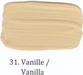 31 Vanille  - Matte lak OH Terpentinebasis