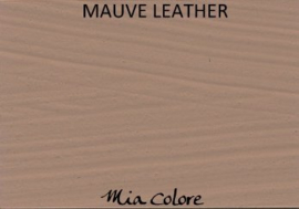 MAUVE LEATHER MULTIPLO MIA COLORE