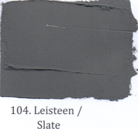 Betonlook stuc l'Authentique Leisteen 104